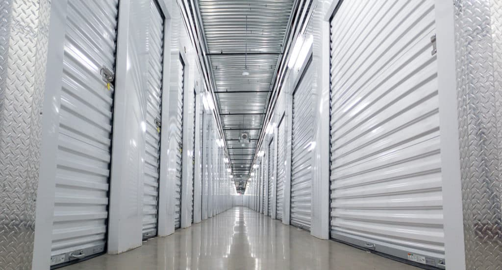 Life Storage on Warner