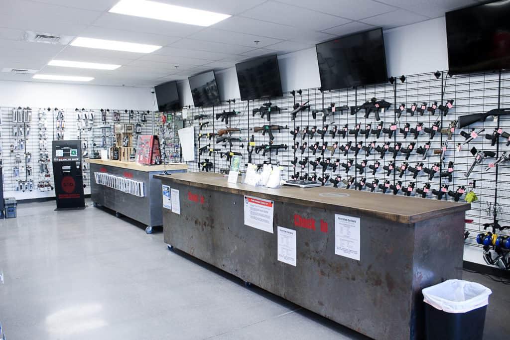 Teds Shooting Range